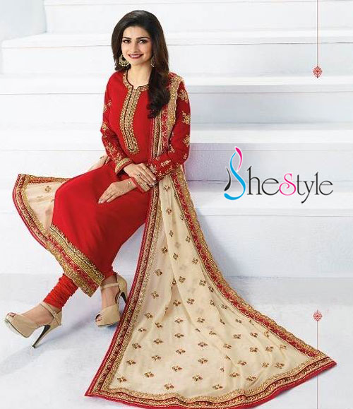 Superb Heavy Georgette Salwar Kameez