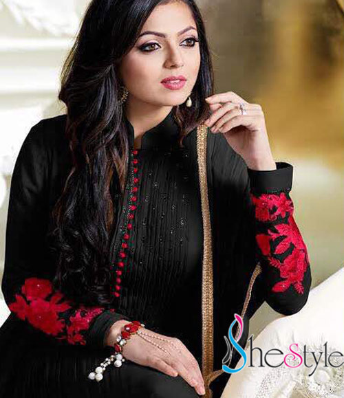 Magnificent Georgette Salwar Material