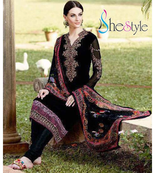 Awesome Georgette Salwar Material